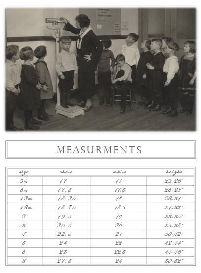measurments